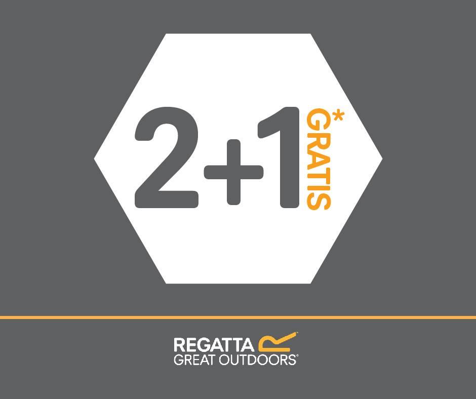 Regatta Webshop - 2+1 GRATIS