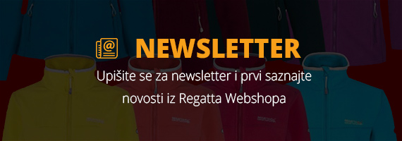 Regatta Webshop - Newsletter